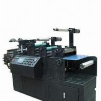 Buy cheap Hot-stamping machine with die cutting product