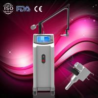 China Skin whiten and tighten spots scar wrinkle removal machine fractional co2 laser wholesale