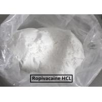 Buy cheap USP Standard  Local Anesthetic Agents Ropivacaine /Ropivacaine HCL product