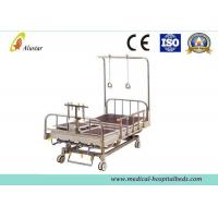 Buy cheap Double Arms Type Orthopedic Adjustablebed Hospital Furniture Traction Bed (ALS-TB01) product