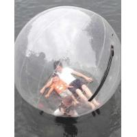 China Custom Inflatable Giant Zorb Human Hamster Ball, Inflatable Water Walking Ball for Child on sale