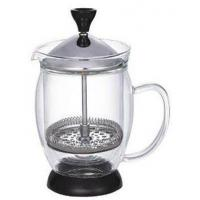 Double Walled Pyrex Glass Coffee Pot - 95858383