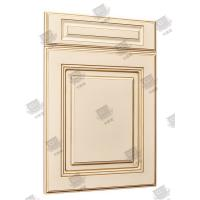 Buy cheap Multi Color Solid Core Molded Doors , Melamine Engineered Wood Doors product