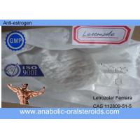 Buy cheap Letrozole Femara Anti Estrogen Steroids 112809-51-5 To Cure Gynecomastia product