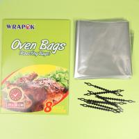 Buy cheap Microwvable Oven Baking Bags For Bread Roastting , Customized Size product