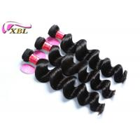 China Peruvian Loose Wave Hair Extensions Last 2 Years Real Virgin Raw And Healthy wholesale