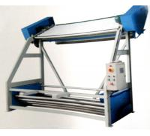 Buy cheap Tensionless Unwinding Fabric Finishing Machine 1800 - 3600mm Working Width product