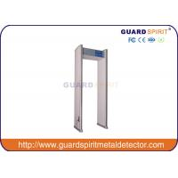 Quality Waterproof 255 Level Sensitive Walk Through Metal Detectors For Detecting Weapons for sale