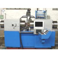 Buy cheap TIG - Cold Wire Straight Tube Arc Butt Welding Machine With PLC Control System product