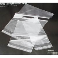 Buy cheap clear poly bags product