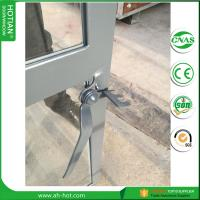 Buy cheap 2017 Latest Design Steel Casement Windows Fixed Steel Frame Window With Grid from wholesalers