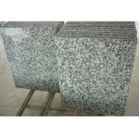 Buy cheap Solid Surface Granite Stone Floor Tiles , Gray Natural Granite Stone Slabs product