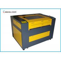 Buy cheap Mini Laser Cutter / Laser Cutting Equipment For Wood Stamp / Glass / Card Paper product