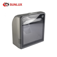Buy cheap Automatic Portable High Precision Black 2D Fixed QR Barcode Reader from wholesalers