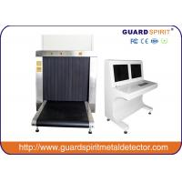 Buy cheap Public Place Airport Security Baggage Scanners With Tunnel Size Of 1000mm X 1000mm product