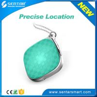 Buy cheap Sentar Q60 green GPS tracker SOS call button wifi locating for kids children outdoor product