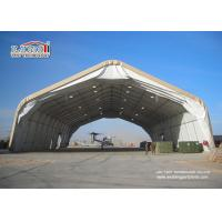 Buy cheap Aluminium Marquee Tent White PVC Roof Cover Metal Frame Tents Retardant product