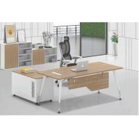 Buy cheap Bowl shape structure office desk  table furniture 1200x600mm product
