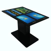 China Four 21.5'' Multi Touch Screen Table Android Interactive Touch Gaming Machine Table on sale