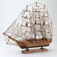 Buy cheap wooden ship model product