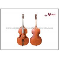 Buy cheap Arched Back Flamed Handmade Upright Double Bass for Students / Beginners product