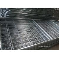 Buy cheap Welded Metal 14 Foot Galvanised Farm Gates 1170mm Height With 3-5mm Dia Wire product