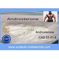 Buy cheap 99% Androsterone CAS 53-41-8 Anabolic Steroid Powder For Muscle Building product