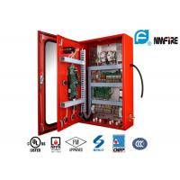 Buy cheap Fire Fighting Electric Fire Pump Controller NFPA20 Standard For Schools / Supermarkets product