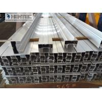Buy cheap Mill Finished Aluminium Window Frames Chemical And Mechanical Polishing product