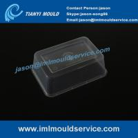 Buy cheap precision disposable lunch containers mould, 750ml rectangular take away lunch boxes mould product