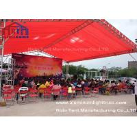 Buy cheap Outside Trade Show Truss Display SystemsStage Lighting Rig TUV Certificated product