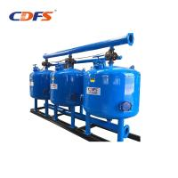 Buy cheap Plant Reuse Sand Media Filter , Long Life Automatic Backwash Water Filters  product