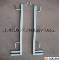 Buy cheap Q235 Steel Scaffold Guard Rail 1.5m Adjustable Height For Safety Protection product