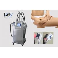 Buy cheap Multifunction Portable Cryolipolysis Body Slimming Machine Lipo Laser Fat Reduction product