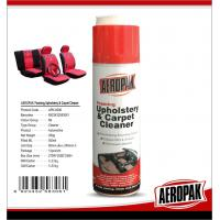 Buy cheap Automotive All Purpose Foam Cleaner For Carpet Mats / Fabric Seat Covers product
