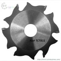 Buy cheap Profiled Brazed Cutter for Hard Wood product