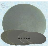 Buy cheap Diamond Electroplated Grinding Pads for Glass --- DESB09 product