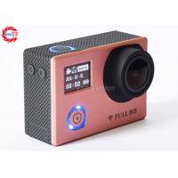170 Degree Action Camera With Remote Controller