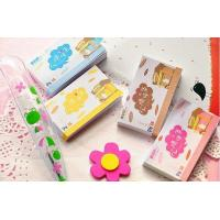 Buy cheap Cute small cartoon sticky note pad notebook message paper Memo pad notebook product