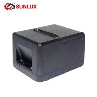 Buy cheap DC9V 2A Sunlux 90mm/S Thermal Receipt Printer product