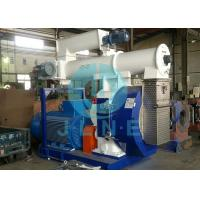 Buy cheap Poultry Livestock Feed Pellet Machine / Chicken Feed Pellet Mill TUV Approved product