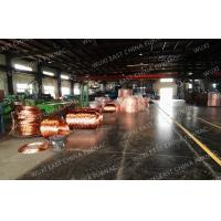 Copper Rod  D17mm-D30 Upcasting Upward Continuous Casting Machine Annnual 2000MT