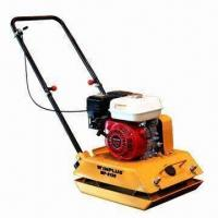 Buy cheap Asphalt Plate Compactor with Centrifugal Force of 20kN and 62 x 45cm Plate product