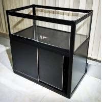 China Display Folding Showcase/Foldable Aluiminum Glass Showcase/Exhibition Case Can Be Rented on sale