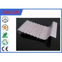 Buy cheap 6000 Series Extrusion Waterproof Aluminum Decking for Auto Pedal Plate Accessories product