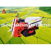 Quality 2017 Half Feed Harvester and Mini Rice Combine Harvester for sale