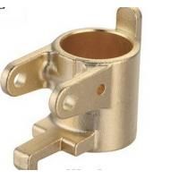 Buy cheap Professional Non Ferrous Metal Casting , copper casting process and  precision machining product