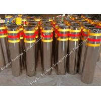 Buy cheap Parking Fixed Post Superior Corrosion Prevention Heavy Duty Removable Bollards product