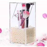 Buy cheap New clear acrylic makeup organizer storage box product
