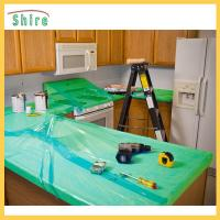 China Self - Adhesive Counter Protection Film Temporarily Marble Protective Film on sale